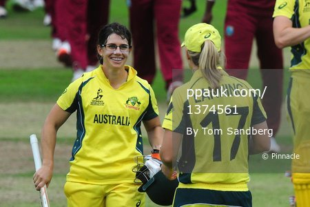 Australia v West Indies, Taunton, UK - 26 June 2017