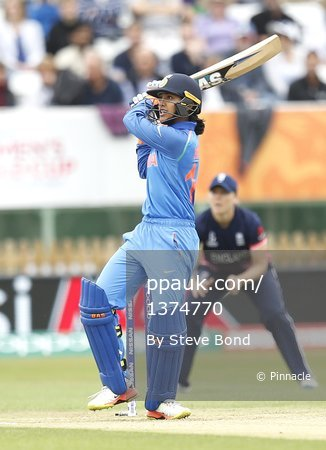England v India, Derby, UK - 24 Jun 2017
