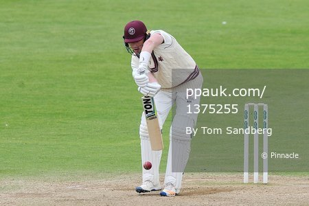 Somerset CCC v  Yorkshire CCC D4, Taunton, UK - 12 June 2017