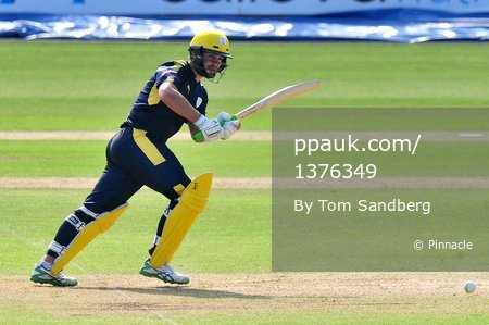 Somerset CCC  v Hampshire CCC, Taunton, UK - 10 May 2017