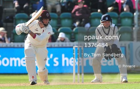 Somerset CCC v  Warwickshire CCC D3, Taunton, UK - 21 May 2017