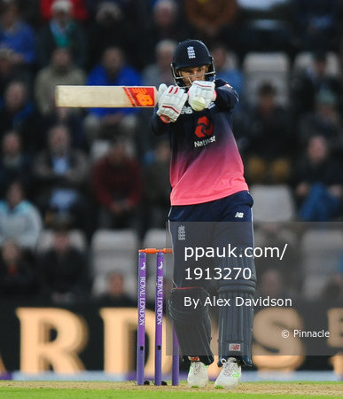 England v West Indies, Southampton, UK - 29th Sept 2017