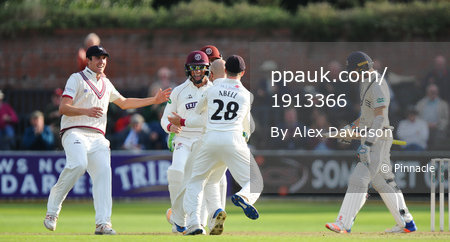 Somerset v Middlesex Day 1 - 25th September 2017