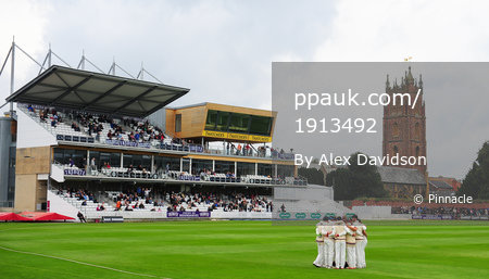 Somerset v Middlesex, D3, Somerset, UK - 27th Sept 2017