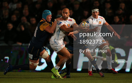 Worcester Warriors and Exeter Chiefs, Worcester, UK - Sept 15 20