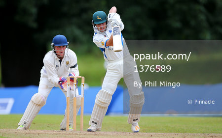 Devon CCC v Shropshire CCC, Sandford, UK - 1 August 2017