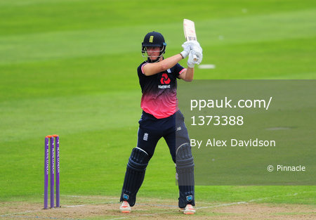 England U19's v India U19's ,Taunton, UK - 16 August 2017