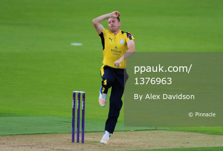 Hampshire v Somerset ,Southampton,  UK - 18 August 2017