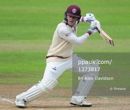 Somerset v Surrey Day 2 , Taunton, UK - 8 August 2017
