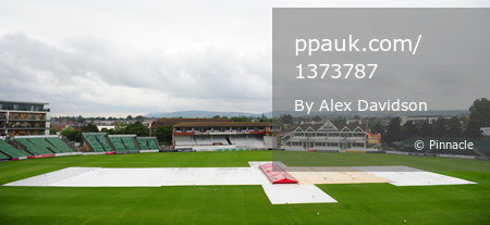 Somerset v Surrey Day 3 , Taunton, UK - 9 August 2017