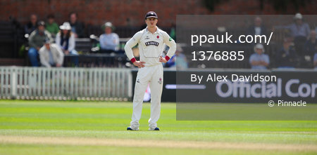 Somerset v Surrey Day 4 , Taunton, UK - 10 August 2017