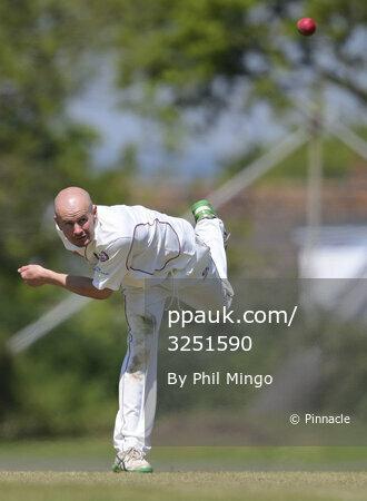 Seaton CC - 1st XI v Tavistock CC - 1st XI, Seaton, UK - 29 May 2021