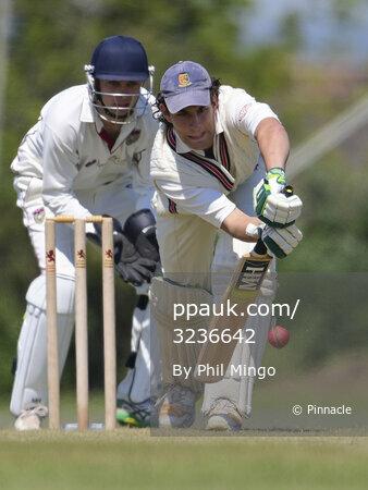 Seaton CC - 1st XI v Tavistock CC - 1st XI, Seaton, UK - 29 May