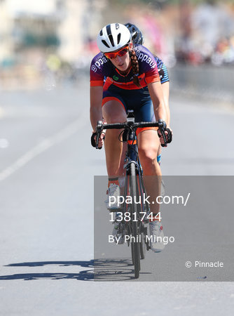 Seaton Cycle Fest Women's Race, Seaton, UK - 2 July 2017