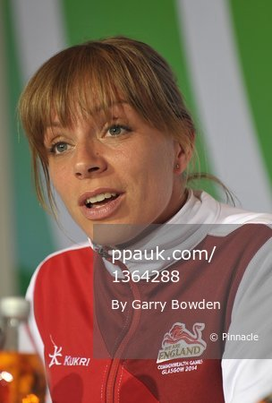 Team England Press Conference 030814