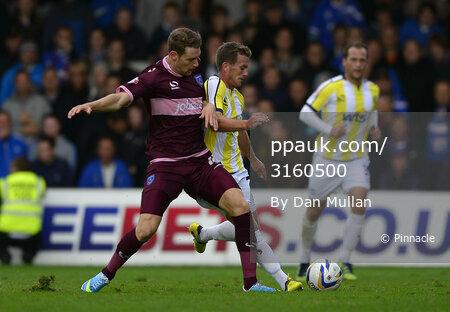 Torquay United v Portsmouth 261013