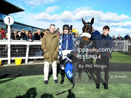Exeter Races, Exeter, UK - 24 Feb 2017