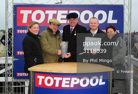 Taunton Races, Taunton, UK - 30 Dec 2017