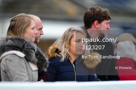 Taunton Races, Taunton, UK - 4 Feb 2018