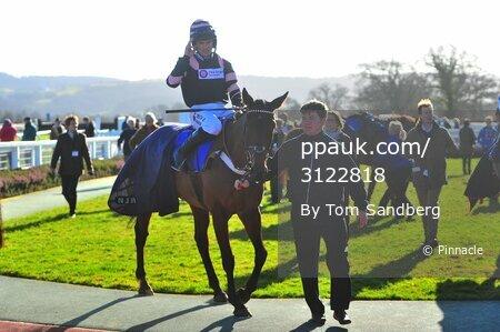 Taunton Races, Taunton, UK - 20 Feb 2018