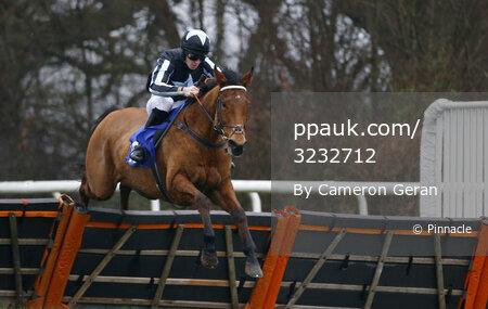 Taunton Races, Taunton, UK - 9 Jan 2018