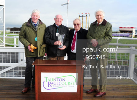 Taunton Races, Taunton, UK - 20 Jan 2018