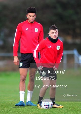 Yeovil Town Presscall, Yeovil, UK - 23 Jan 2018