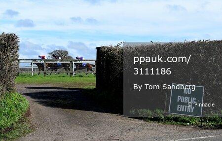 Taunton Races, Taunton, UK - 17 Mar 2020