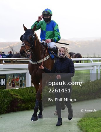 Taunton Races, Taunton, UK - 12 Nov 2020