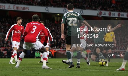 Arsenal v Plymouth Argyle Arsenal v Plymouth  030109