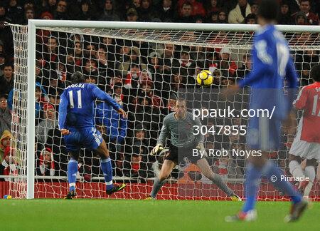 Arsenal v Chelsea 291109