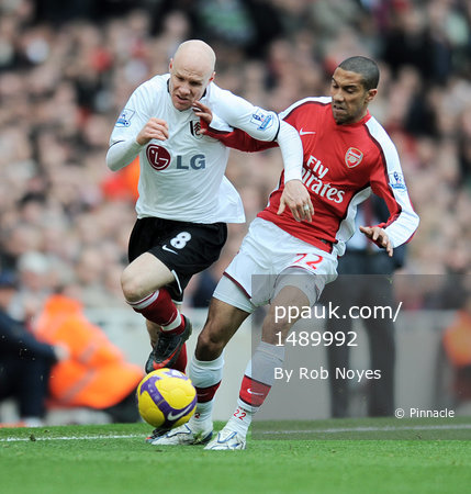 Arsenal v Fulham 280209