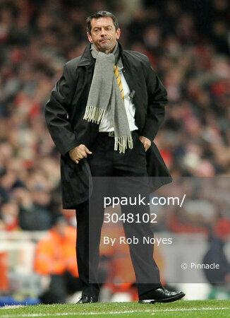 Arsenal v Hull 191209