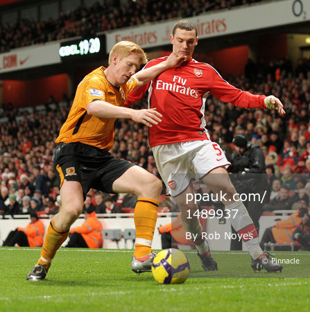 Arsenal v Hull 191209