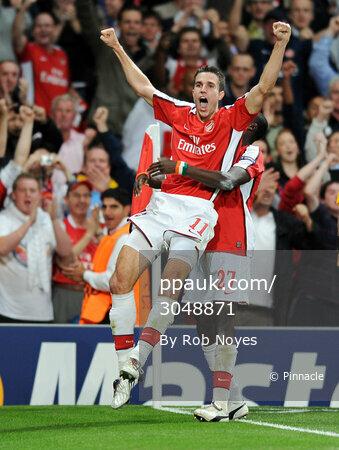 Arsenal v Olympiakos 290909