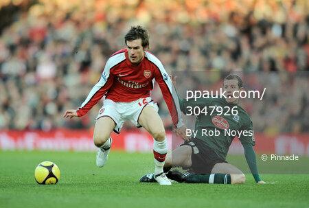 Arsenal v Plymouth  030109
