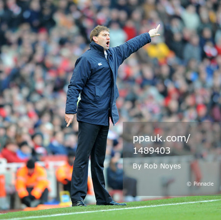 Arsenal v Portsmouth  281208