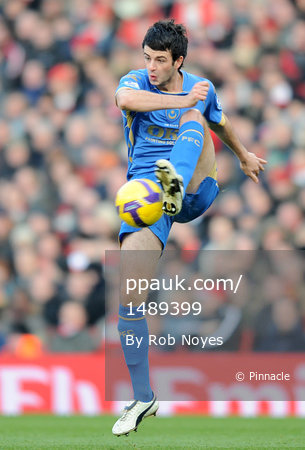 Arsenal v Portsmouth  281208