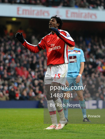 Arsenal v West Ham  310109