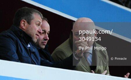 Aston Villa v Chelsea 210209
