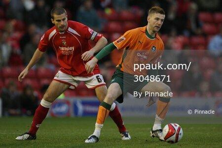 Barnsley v Plymouth Argyle 201208