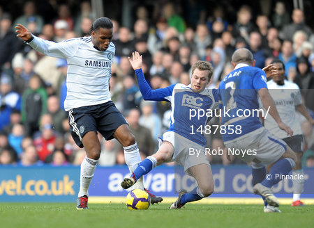 Birmingham City v Chelsea 261209