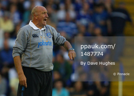Birmingham City v Portsmouth FC 19082009