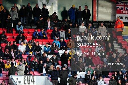 Bournemouth v Torquay 281209