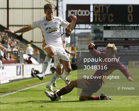 Bradford City v Torquay United 29082009