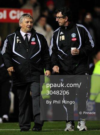 Bristol City v Plymouth 201009