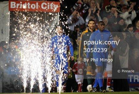 Bristol City v Portsmouth 130109
