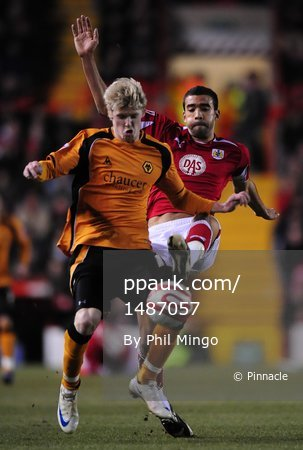 Bristol City v Wolves 170109