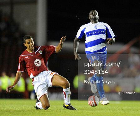 Bristol City v QPR 180809
