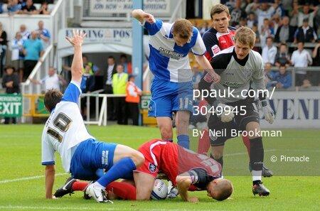 Bristol Rovers v Huddersfield 220809